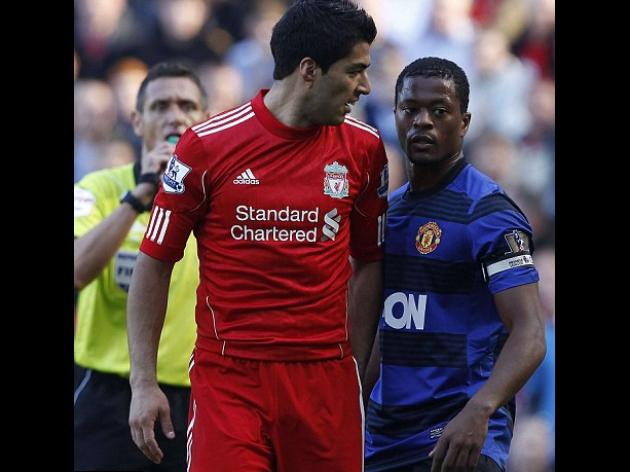 Luis Suarez: Patrice Evra claims not racist in South America