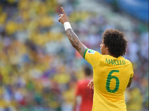 Marcelo wanted by Liverpool