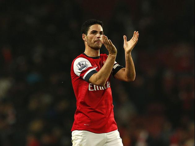 Arteta to remain at Arsenal despite interest from Fiorentina