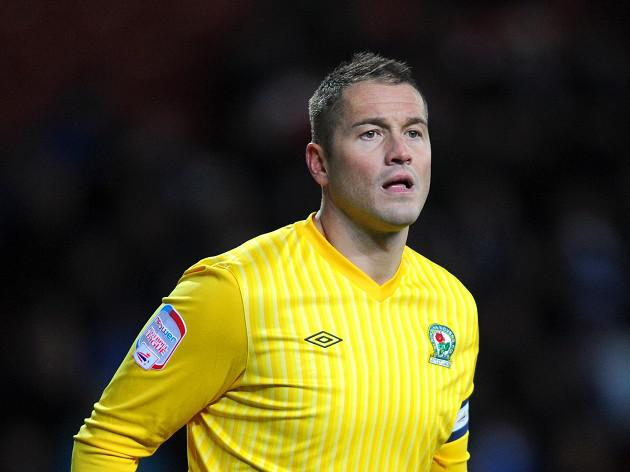 Keeper woe for Blackburn