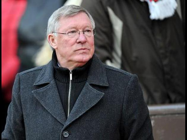 Ferguson: City are not going away