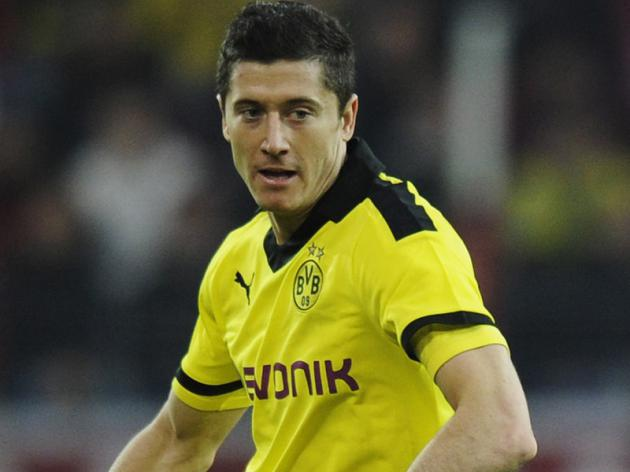 No Bayern move for Lewandowski insist Dortmund