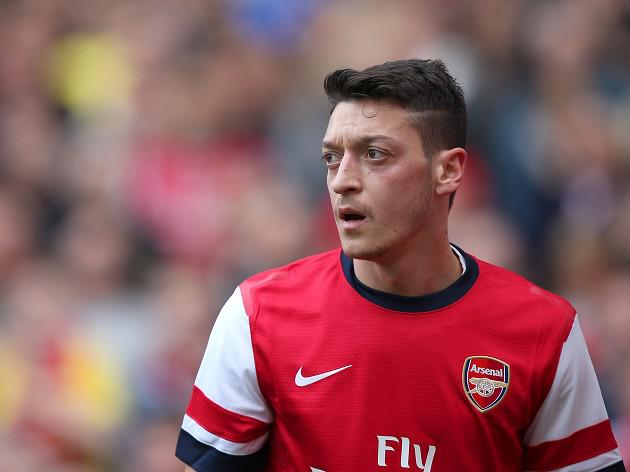 Gunners still sweating over Ozil