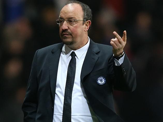 Benitez silent over Anfield return