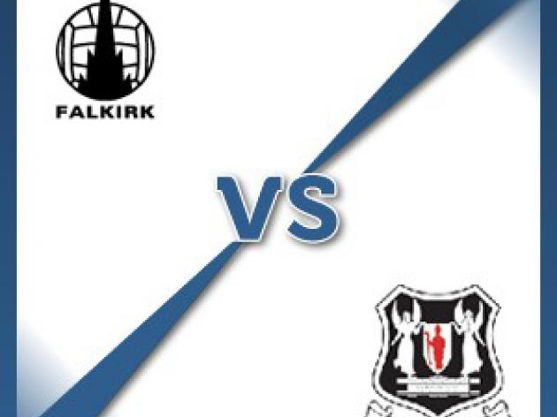 Elgin City away at Falkirk - Follow LIVE text commentary