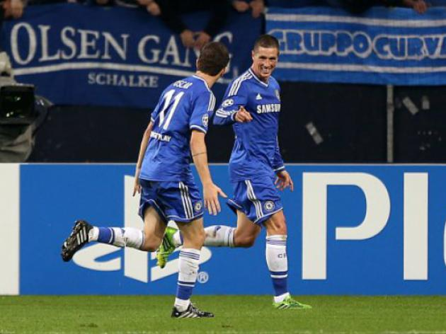 Two goal Torres on the comeback trail at Chelsea?