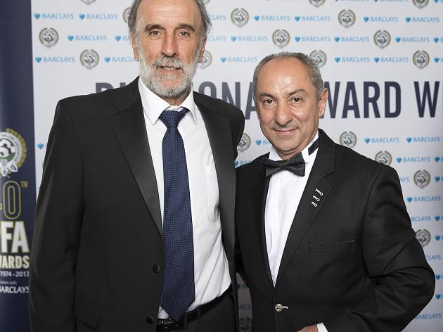 Ardiles in car accident
