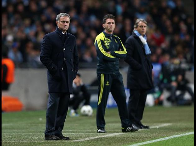 Mancini not concerned but Mourinho's comments