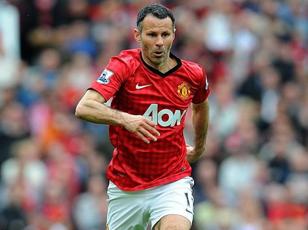 Giggs: Senior Manchester United stars backing Moyes