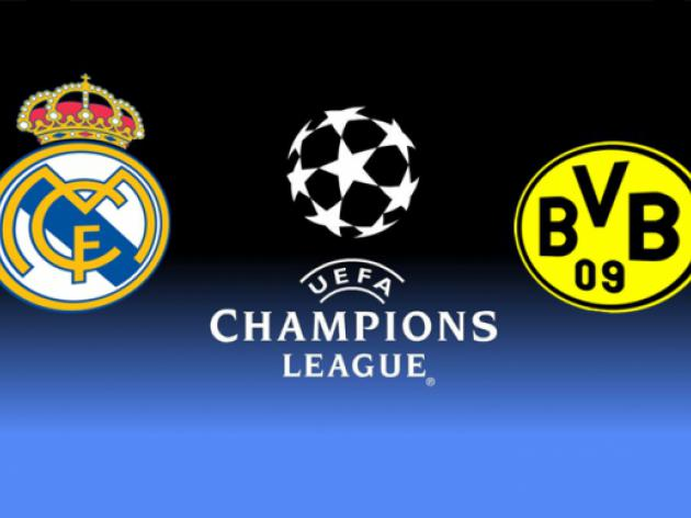 Real Madrid V Borussia Dortmund : Champions League Match Preview