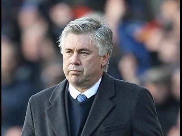 Ancelotti - Football is our only focus