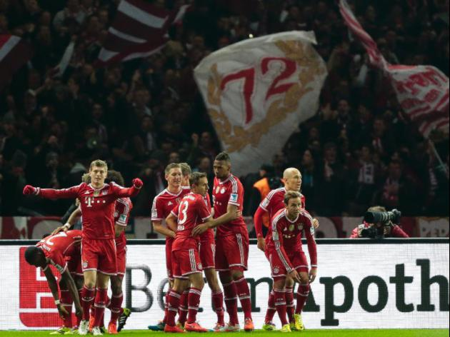 Bayern eager for Real Madrid confidence boost