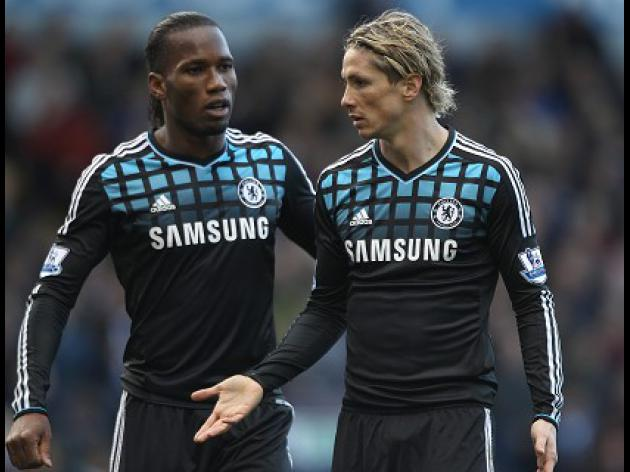 Drogba: It's Torres' time to shine
