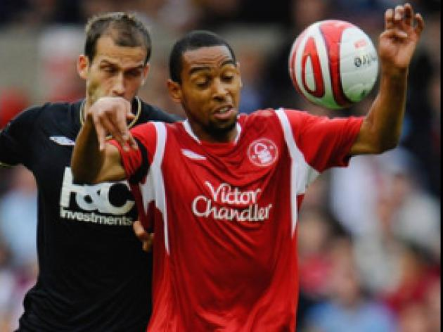 Forest remain without strike trio