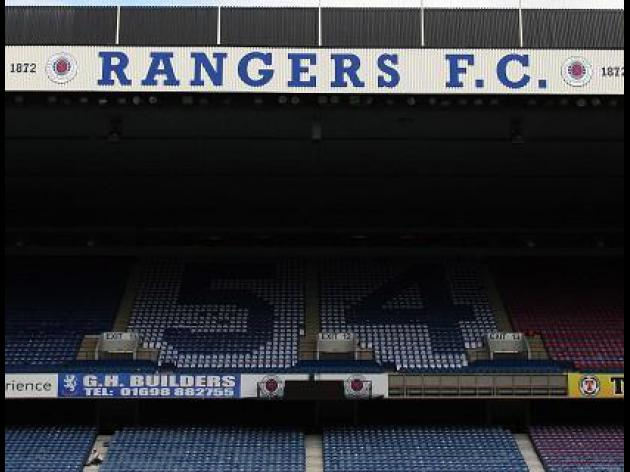 Rangers docked 10 points for administration