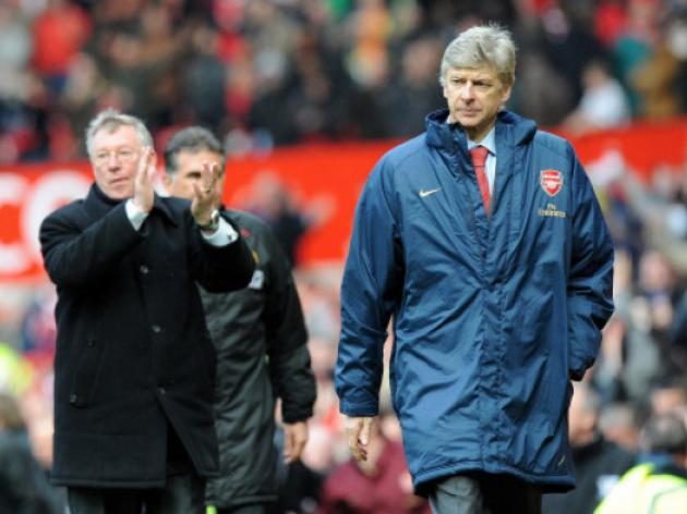 Ferguson exit no surprise to Wenger