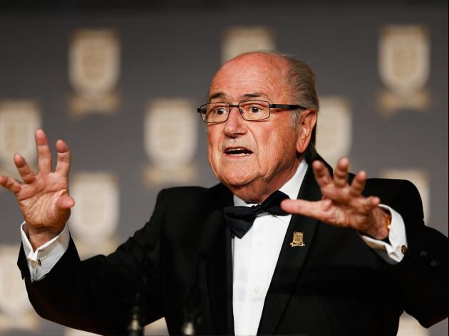 Blatter laments unsavoury incidents