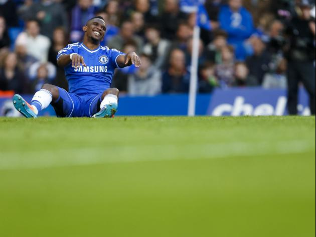 Samuel Eto'o enters talks with West Ham over shock move