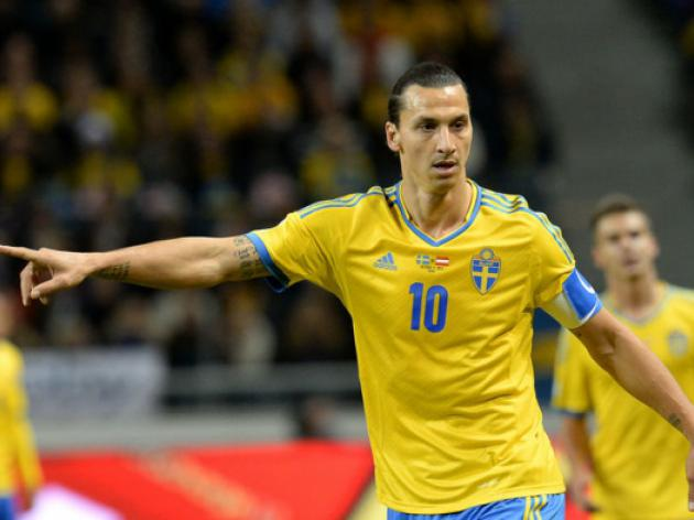 Fighting spirit impresses Swedens Ibrahimovic