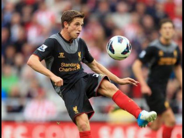 Liverpool midfielder Joe Allen keen to get back on track