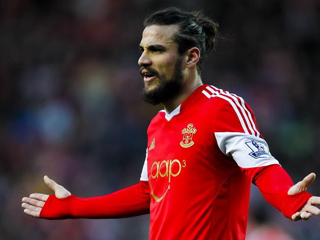 Osvaldo fined by Southampton