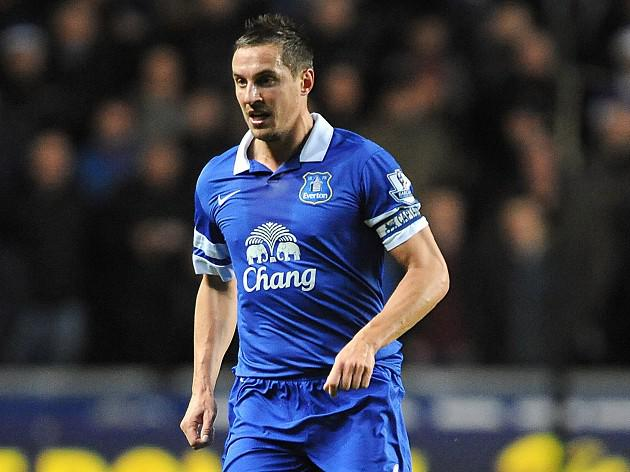 Jagielka blow for Toffees