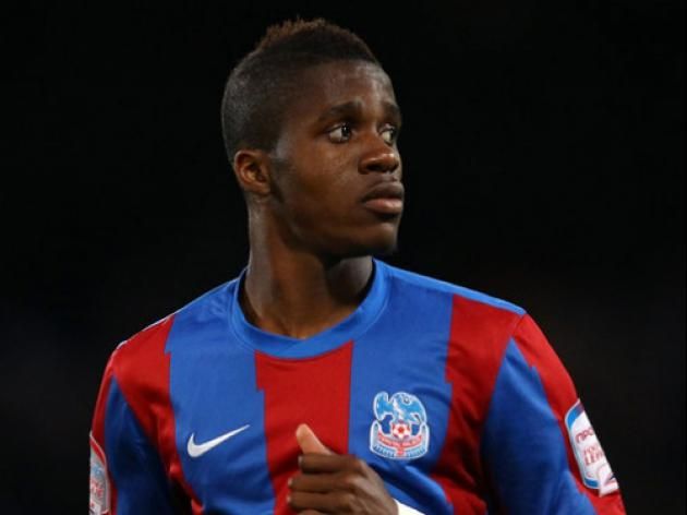 Arsenal ready bid for Wilfried Zaha