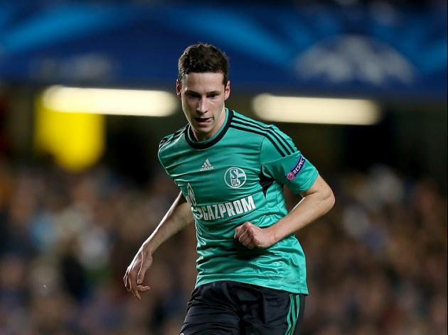 Draxler set to stay at Schalke