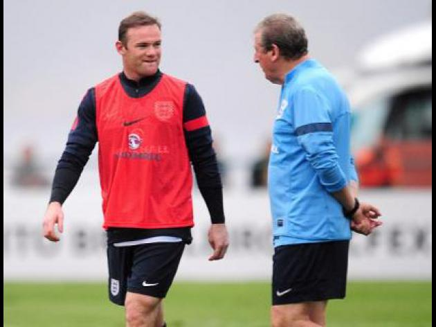 Rooney thankful to Hodgson