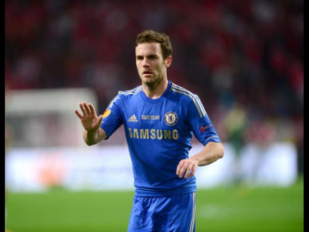 Blanc plays down talk of PSG move for Mata