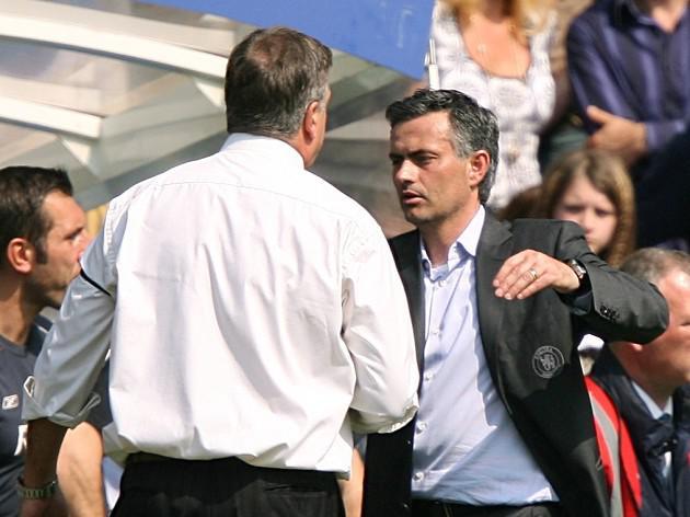 Mourinho even more special now says Allardyce