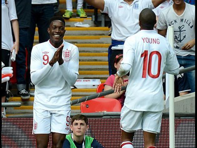 Welbeck goal seals England win