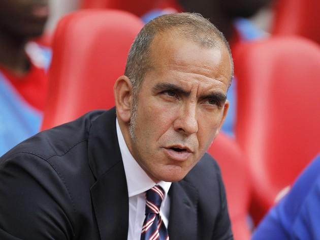 Di Canio staying positive