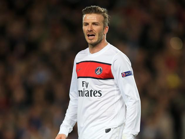 PSG assistant coach Paul Clement welcomes Beckham influence