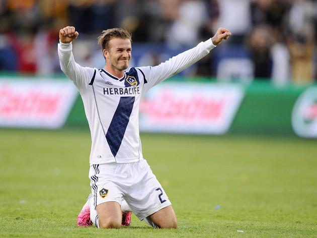 Beckham to decide between 12 worldwide offers