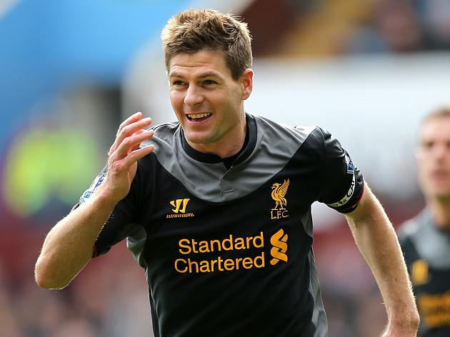Gerrard has 'belief' in Liverpool