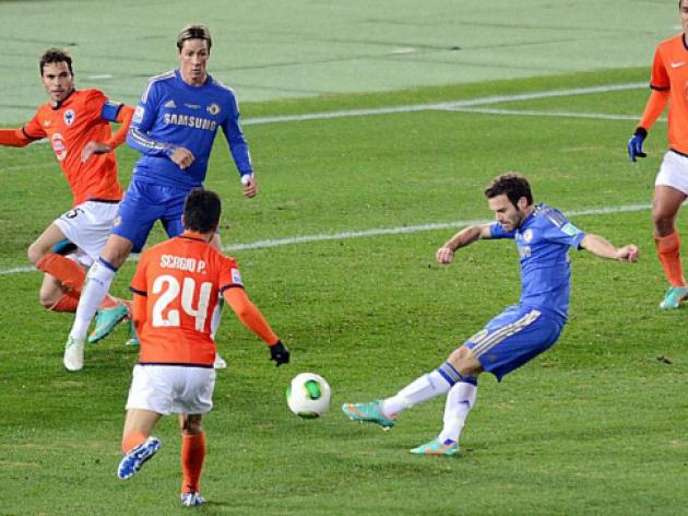Monterrey v Chelsea: Club World Cup Match Report