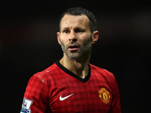 Giggs: I'll take my time