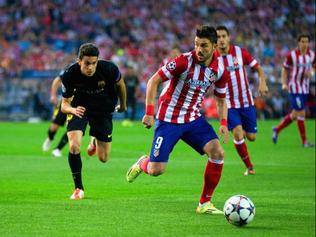 Atletico fast start too much for Barca, admits Martino