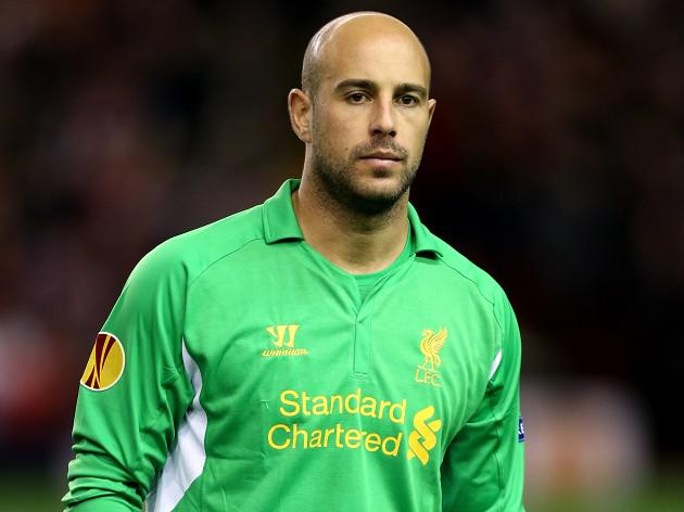 Rodgers confirms Reina loan move