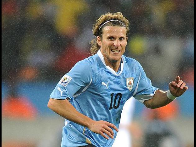 Uruguay claim best ever ranking