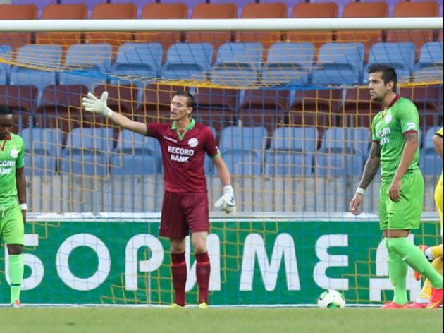 EL Qualifiers - Zulte-Waregem can't turn tide against Salihorsk