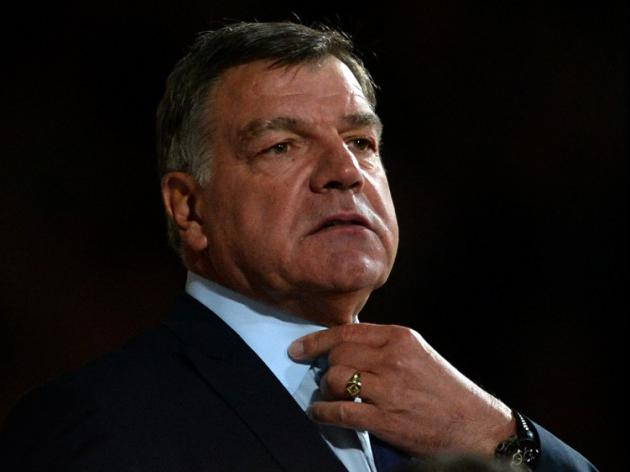 Sack claims surprise Allardyce