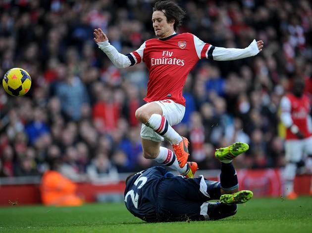 Rosicky will stay - Wenger