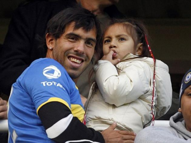 Carlos Tevez insists Manchester City fate is his hands