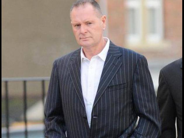 Paul Gascoigne feeling good after treatment