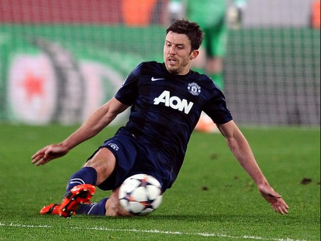 Injury blow for Carrick