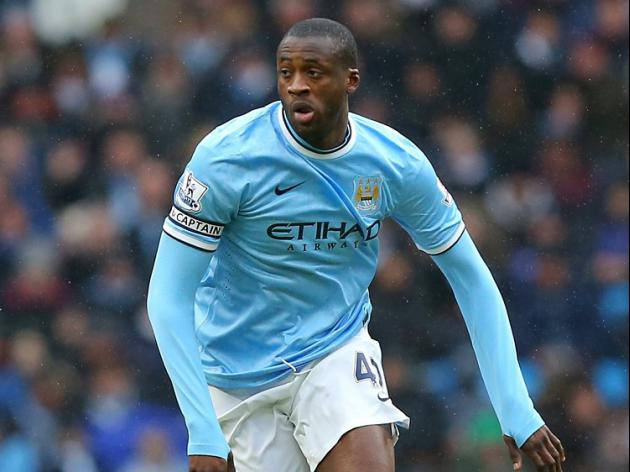 Toure vows to see out City contract