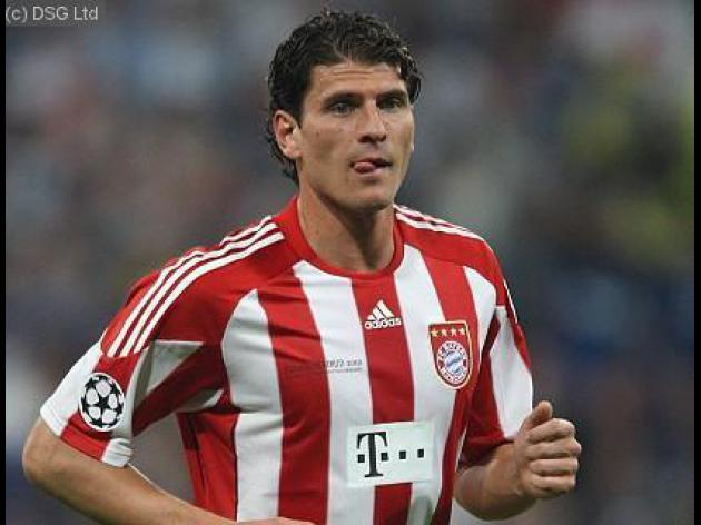 Top 10 Strikers in the world 2012: 10 - Mario Gomez