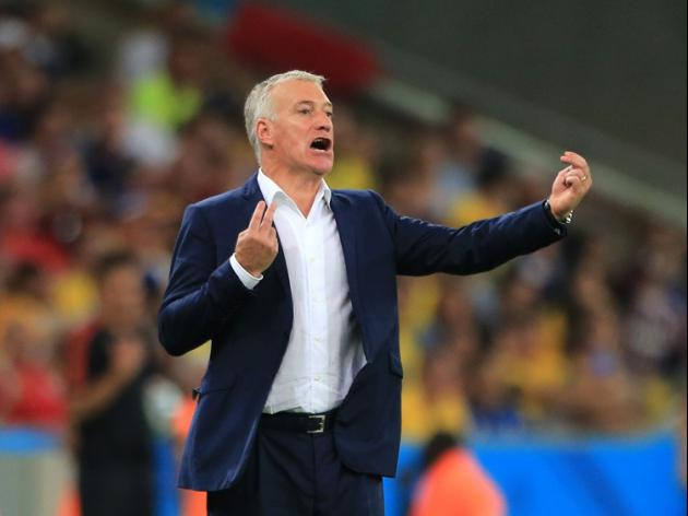 Deschamps satisfied with Les Blues